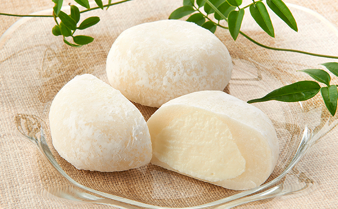 本日のおすすめ 北海道倉島乳業【チーズ大福】