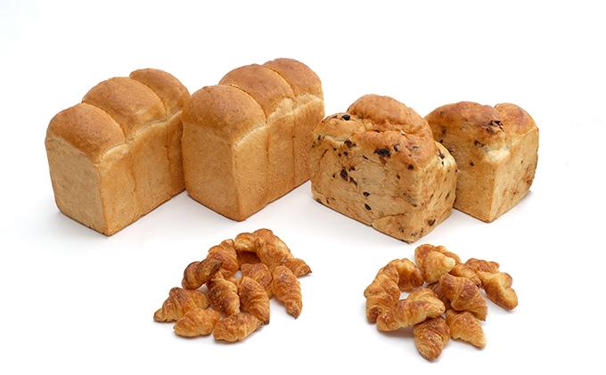 北海道岩内町のふるさと納税 道産小麦100%パン3種類詰合せ
