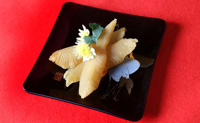 北海道岩内町のふるさと納税 黄金 煌「雷電刀掛」