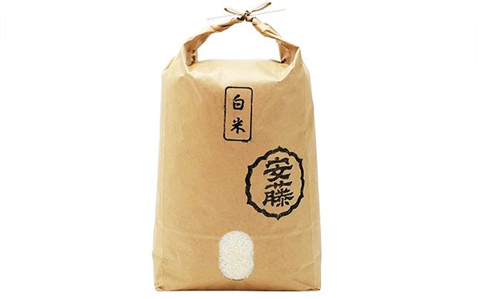 秋田県三種町のふるさと納税 【数量限定】30年産 新米あきたこまち 白米10kg