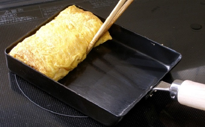 千葉県白井市のふるさと納税 極JAPAN たまご焼きフライパン 小