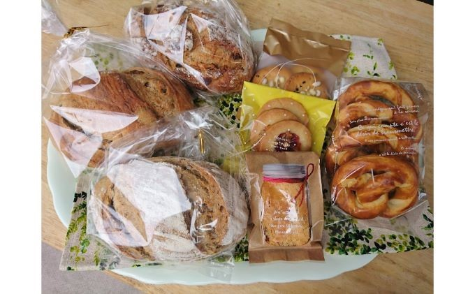 German Bread and Swee
