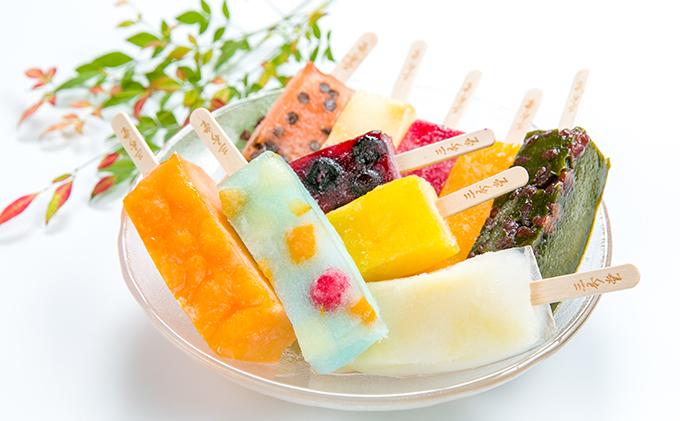 おすすめの返礼品 平塚三秀堂 新食感!葛を凍らせた和菓子 くずバー