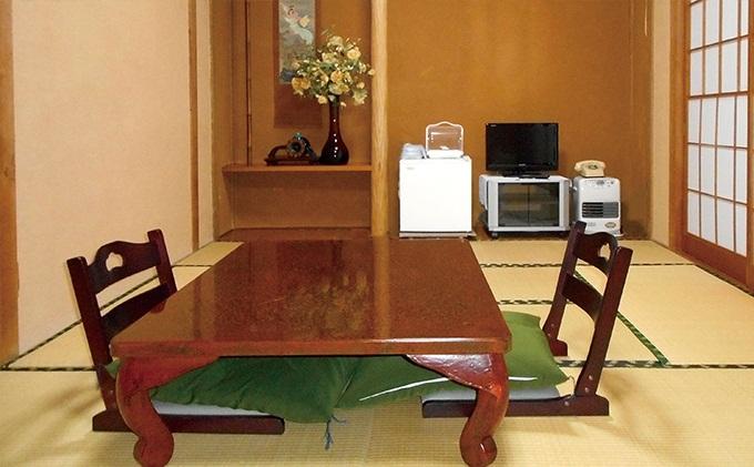 長野県生坂村のふるさと納税 1泊2食付ペア宿泊券