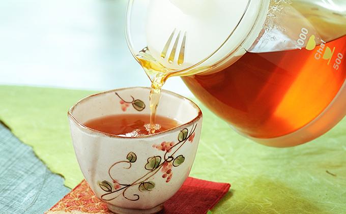有機黒麹発酵茶「山吹撫子」ペットボトル1ケース
