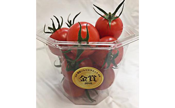 島根県江津市のふるさと納税 スパルタ生まれの笑ちゃんトマト ギフト用(200g×6パック入)