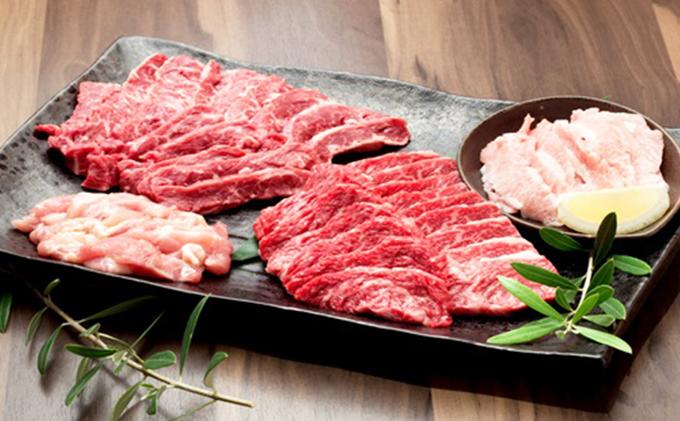 香川県観音寺市のふるさと納税 焼肉定番5種セット