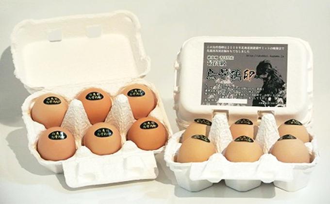 香川県東かがわ市のふるさと納税 いつまでも若々しく!栄養たっぷり!烏骨鶏卵