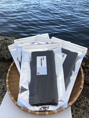 豊島産 初摘み板海苔 50枚